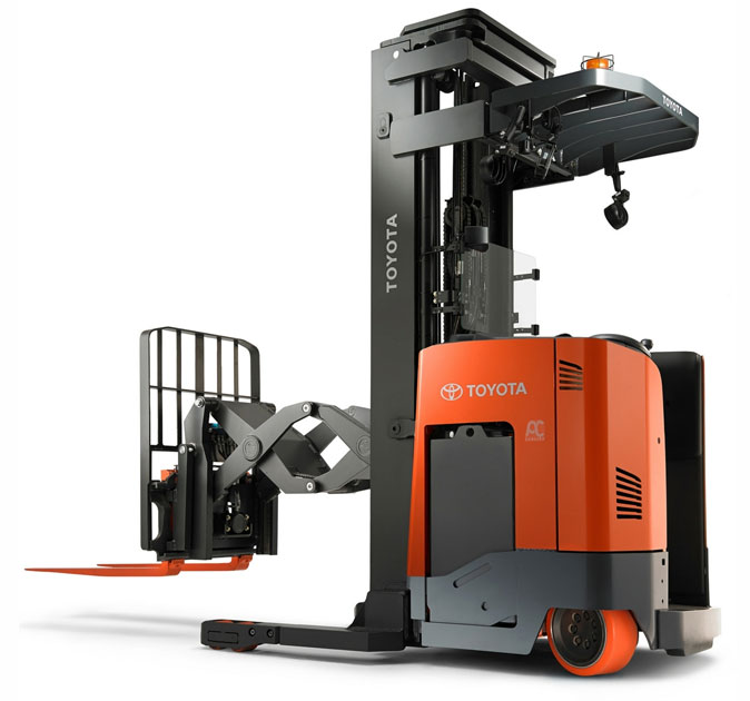 Efficient System of Reach Truck Forklift for Hire